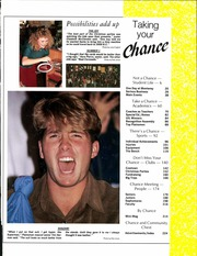 Page 3, 1987 Edition, Monterey High School - Chaparral Yearbook (Lubbock, TX) online yearbook collection