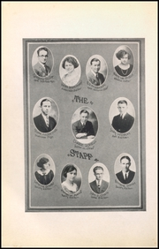 Page 10, 1923 Edition, Paris High School - Owl Yearbook (Paris, TX) online yearbook collection