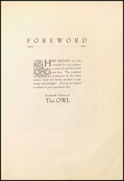 Page 11, 1927 Edition, Paris High School - Owl Yearbook (Paris, TX) online yearbook collection