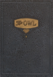 Page 1, 1928 Edition, Paris High School - Owl Yearbook (Paris, TX) online yearbook collection