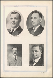 Page 17, 1928 Edition, Paris High School - Owl Yearbook (Paris, TX) online yearbook collection