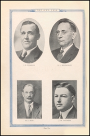 Page 14, 1930 Edition, Paris High School - Owl Yearbook (Paris, TX) online yearbook collection