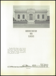 Page 11, 1938 Edition, Paris High School - Owl Yearbook (Paris, TX) online yearbook collection