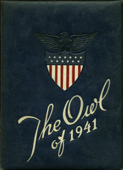 Paris High School - Owl Yearbook (Paris, TX) online yearbook collection, 1941 Edition, Page 1