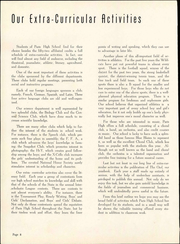 Page 14, 1942 Edition, Paris High School - Owl Yearbook (Paris, TX) online yearbook collection