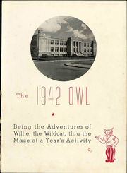Page 7, 1942 Edition, Paris High School - Owl Yearbook (Paris, TX) online yearbook collection