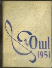 Page 1, 1951 Edition, Paris High School - Owl Yearbook (Paris, TX) online yearbook collection