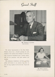 Page 14, 1951 Edition, Paris High School - Owl Yearbook (Paris, TX) online yearbook collection