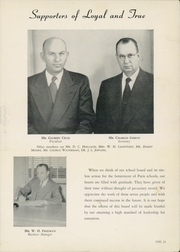 Page 15, 1951 Edition, Paris High School - Owl Yearbook (Paris, TX) online yearbook collection