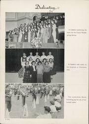 Page 8, 1951 Edition, Paris High School - Owl Yearbook (Paris, TX) online yearbook collection