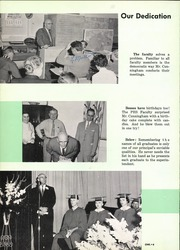 Page 10, 1958 Edition, Paris High School - Owl Yearbook (Paris, TX) online yearbook collection
