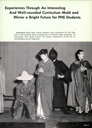 Page 13, 1958 Edition, Paris High School - Owl Yearbook (Paris, TX) online yearbook collection