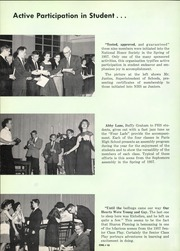 Page 14, 1958 Edition, Paris High School - Owl Yearbook (Paris, TX) online yearbook collection