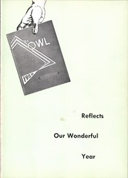 Page 5, 1958 Edition, Paris High School - Owl Yearbook (Paris, TX) online yearbook collection