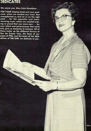 Page 11, 1959 Edition, Paris High School - Owl Yearbook (Paris, TX) online yearbook collection