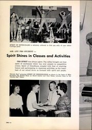 Page 10, 1961 Edition, Paris High School - Owl Yearbook (Paris, TX) online yearbook collection