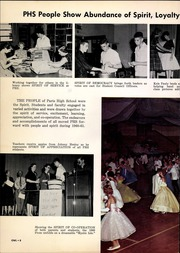 Page 12, 1961 Edition, Paris High School - Owl Yearbook (Paris, TX) online yearbook collection