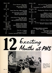 Page 16, 1961 Edition, Paris High School - Owl Yearbook (Paris, TX) online yearbook collection