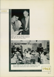 Page 13, 1963 Edition, Paris High School - Owl Yearbook (Paris, TX) online yearbook collection