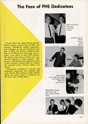 Page 11, 1965 Edition, Paris High School - Owl Yearbook (Paris, TX) online yearbook collection