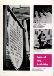 Page 14, 1965 Edition, Paris High School - Owl Yearbook (Paris, TX) online yearbook collection