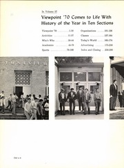 Page 10, 1970 Edition, Paris High School - Owl Yearbook (Paris, TX) online yearbook collection