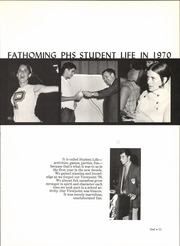 Page 17, 1970 Edition, Paris High School - Owl Yearbook (Paris, TX) online yearbook collection