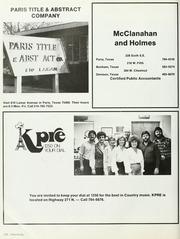 Page 252, 1985 Edition, Paris High School - Owl Yearbook (Paris, TX) online yearbook collection