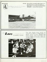 Page 255, 1985 Edition, Paris High School - Owl Yearbook (Paris, TX) online yearbook collection