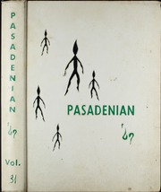 Page 1, 1969 Edition, Pasadena High School - Pasadenian Yearbook (Pasadena, TX) online yearbook collection