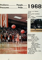 Page 10, 1968 Edition, Robert E Lee High School - Legend Yearbook (Tyler, TX) online yearbook collection