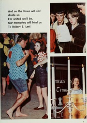 Page 13, 1968 Edition, Robert E Lee High School - Legend Yearbook (Tyler, TX) online yearbook collection