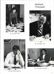 Page 13, 1981 Edition, Robert E Lee High School - Legend Yearbook (Tyler, TX) online yearbook collection