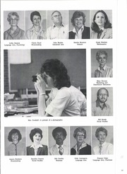 Page 15, 1981 Edition, Robert E Lee High School - Legend Yearbook (Tyler, TX) online yearbook collection