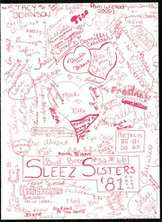 Page 3, 1981 Edition, Robert E Lee High School - Legend Yearbook (Tyler, TX) online yearbook collection