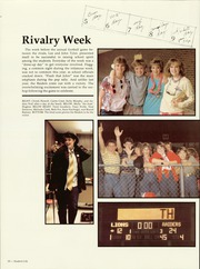 Page 12, 1985 Edition, Robert E Lee High School - Legend Yearbook (Tyler, TX) online yearbook collection