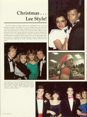 Page 14, 1985 Edition, Robert E Lee High School - Legend Yearbook (Tyler, TX) online yearbook collection