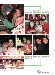 Page 11, 1988 Edition, Robert E Lee High School - Legend Yearbook (Tyler, TX) online yearbook collection