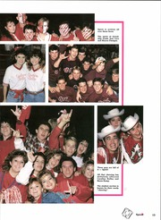 Page 17, 1988 Edition, Robert E Lee High School - Legend Yearbook (Tyler, TX) online yearbook collection