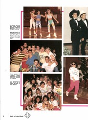 Page 8, 1988 Edition, Robert E Lee High School - Legend Yearbook (Tyler, TX) online yearbook collection