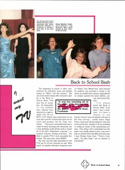 Page 9, 1988 Edition, Robert E Lee High School - Legend Yearbook (Tyler, TX) online yearbook collection