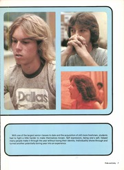 Page 11, 1978 Edition, Skyline High School - Origin Yearbook (Dallas, TX) online yearbook collection