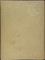 1956 Edition, Stanton High School - Roundup Yearbook (Stanton, TX)