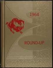 Stanton High School - Roundup Yearbook (Stanton, TX) online yearbook collection, 1964 Edition, Page 1