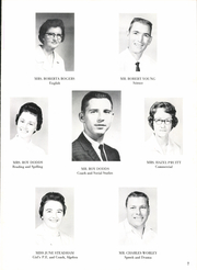 Page 11, 1964 Edition, Stanton High School - Roundup Yearbook (Stanton, TX) online yearbook collection