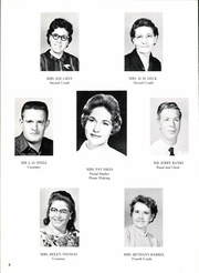 Page 12, 1964 Edition, Stanton High School - Roundup Yearbook (Stanton, TX) online yearbook collection
