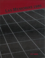 Page 1, 1986 Edition, Tascosa High School - Las Memorias Yearbook (Amarillo, TX) online yearbook collection
