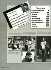 Page 6, 1986 Edition, Tascosa High School - Las Memorias Yearbook (Amarillo, TX) online yearbook collection