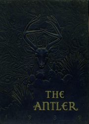 Page 1, 1939 Edition, Tivy High School - Antler Yearbook (Kerrville, TX) online yearbook collection
