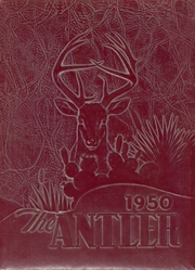 Page 1, 1950 Edition, Tivy High School - Antler Yearbook (Kerrville, TX) online yearbook collection